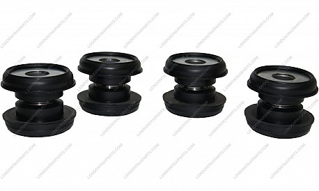 Rubber Wishbone Bushes Set