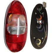 Rear Lamp / Light - Clear
