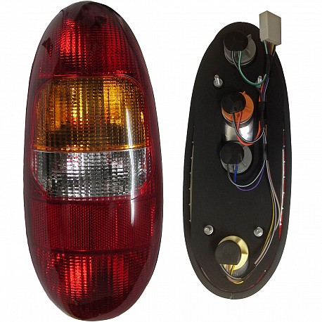 Rear Lamp / Light - Amber