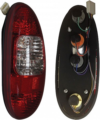 Rear Lamp / Light Chinese Clear Type